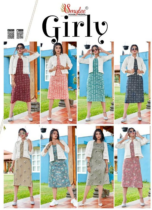 Smylee Girly collection 1