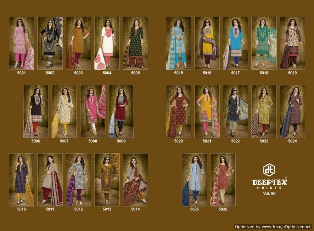 Deeptex Miss India 50 collection 14