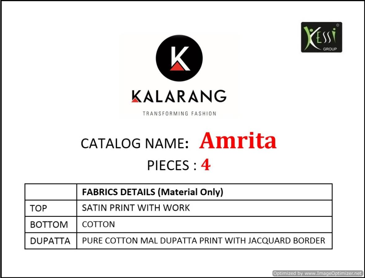 Kalarang Amrita collection 4