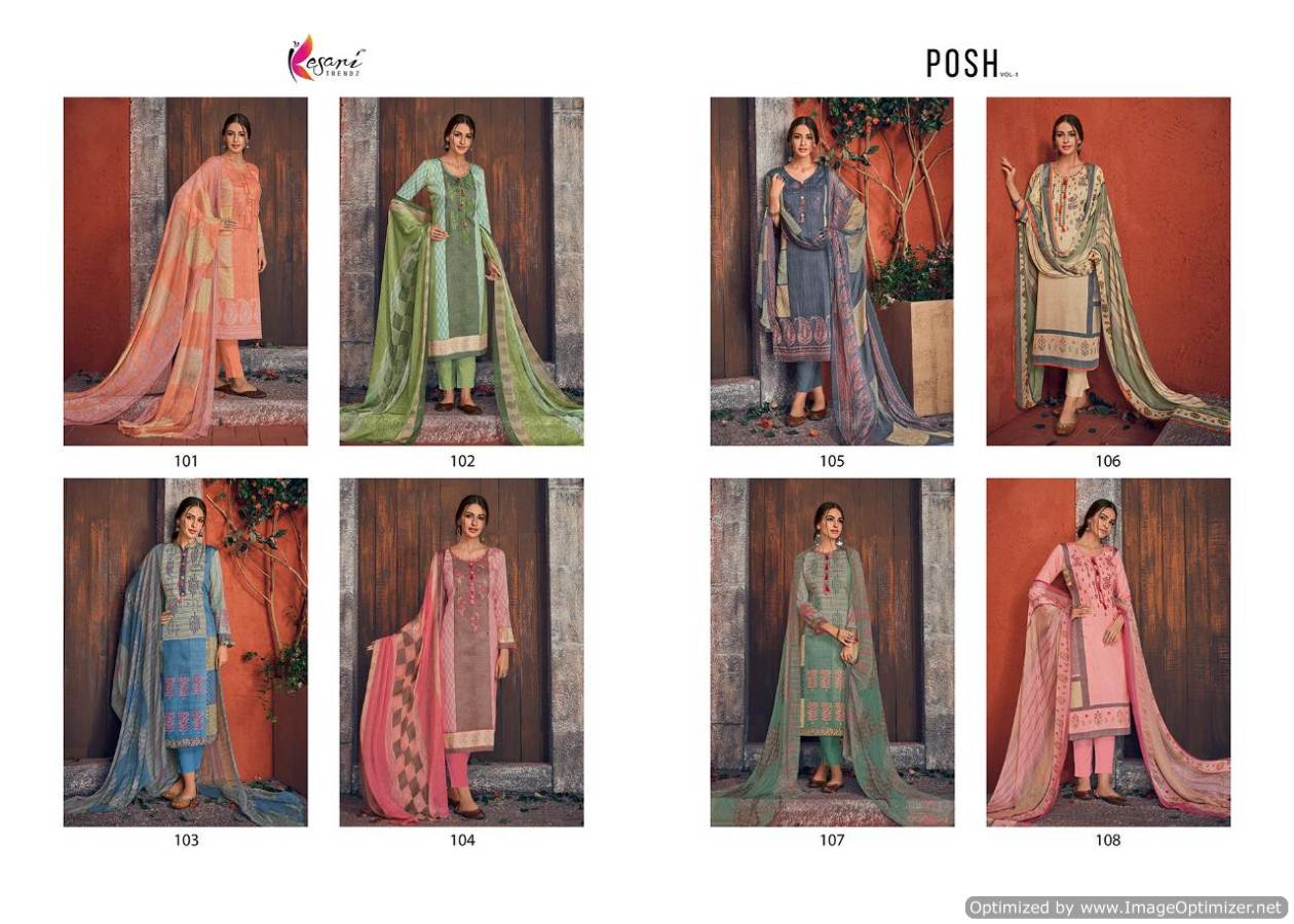 Kesari Posh 1 collection 1