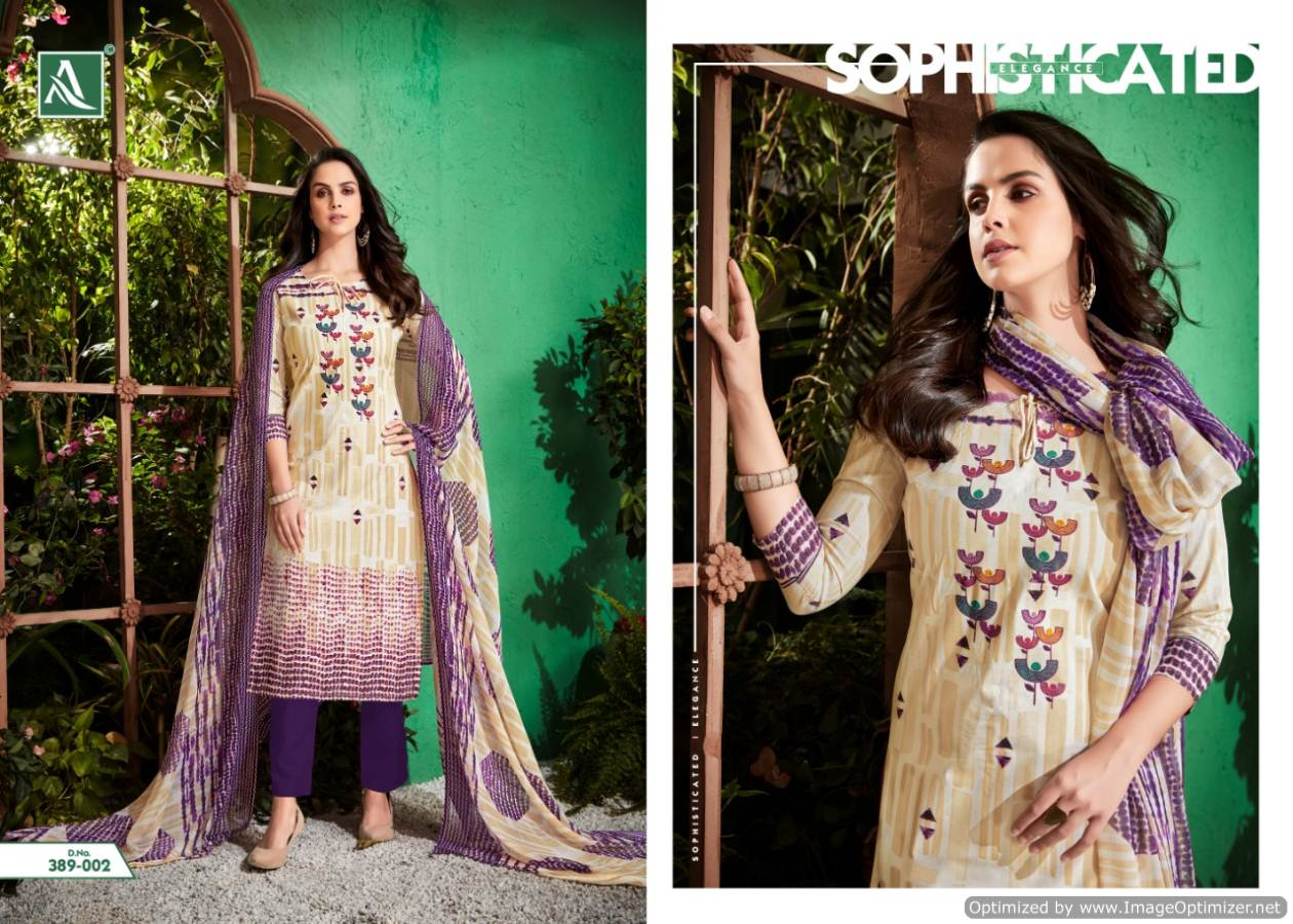 Alok White Beauty collection 2