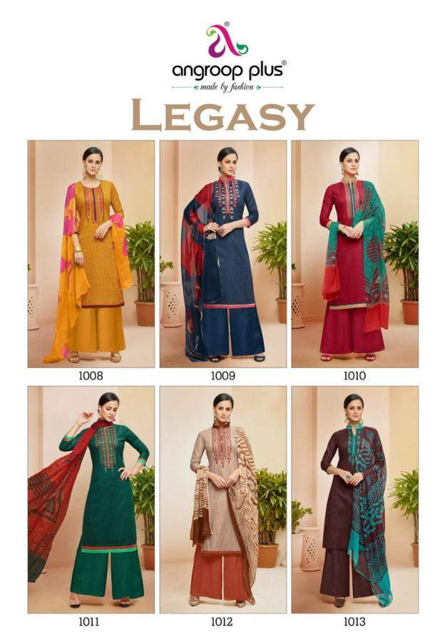 Angroop Legacy collection 5