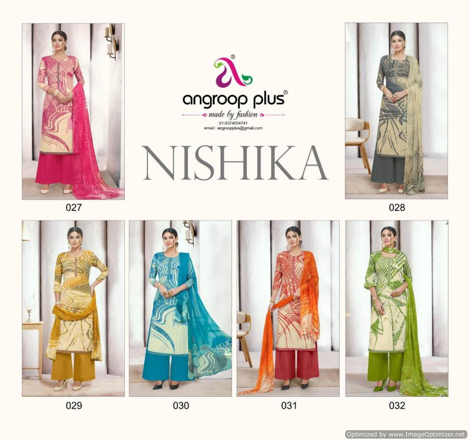 Angroop Nishika collection 5