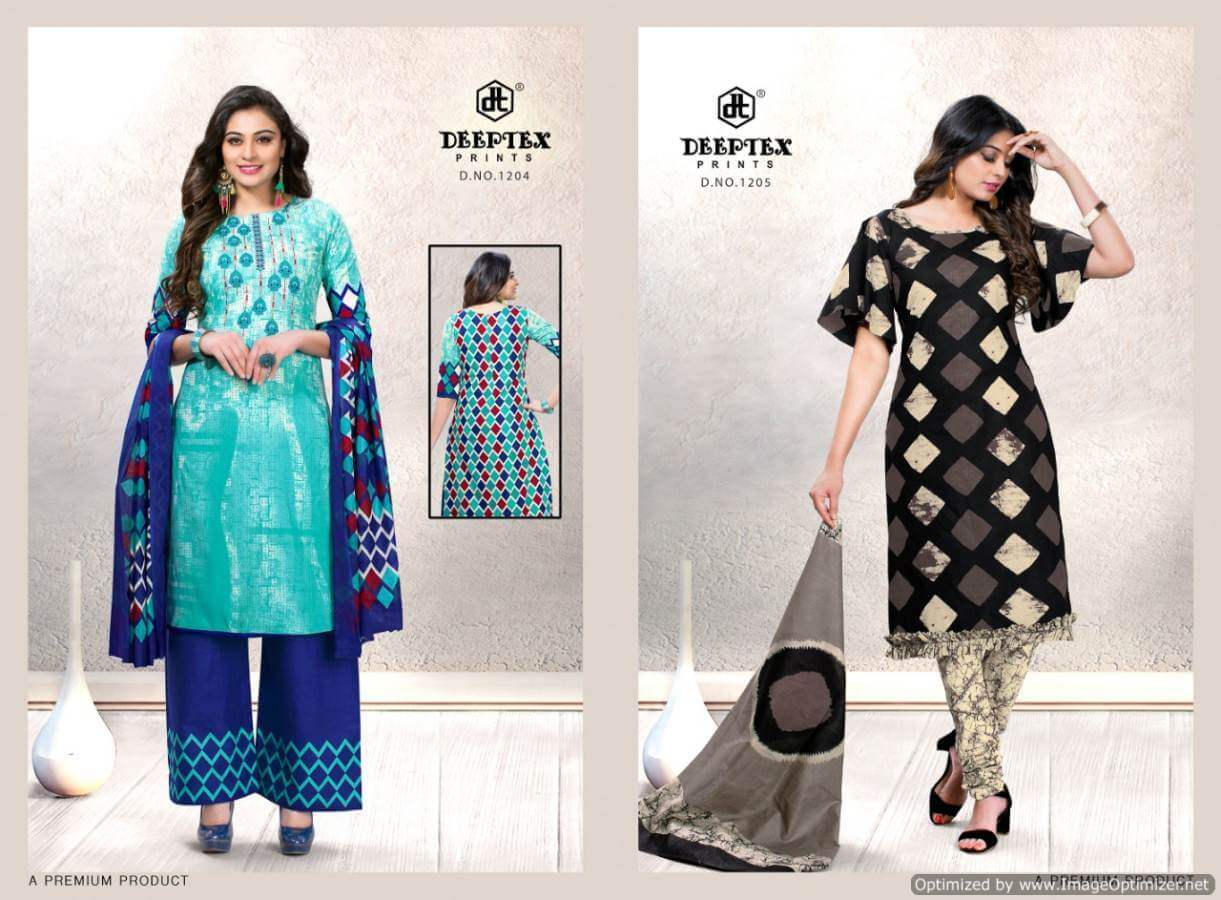 Deeptex Chief Guest 12 collection 8