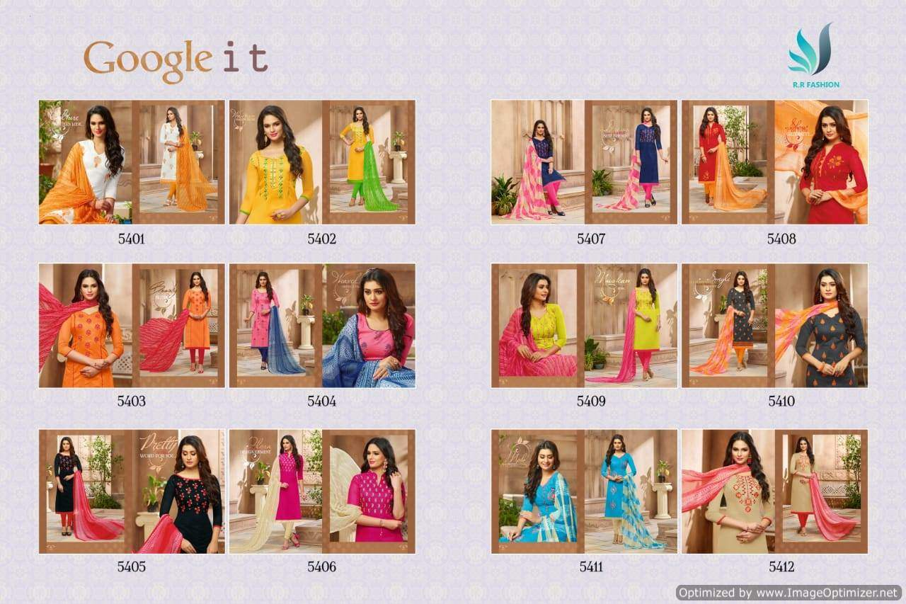 R R Google It collection 9