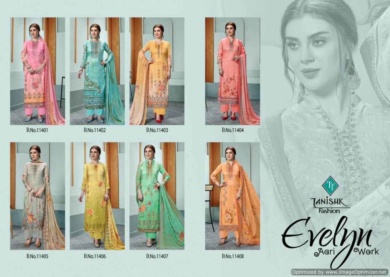Tanishk Evelyn collection 9