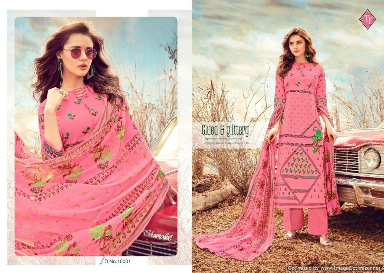 Tanishk Sana Safinaaz 2 collection 8