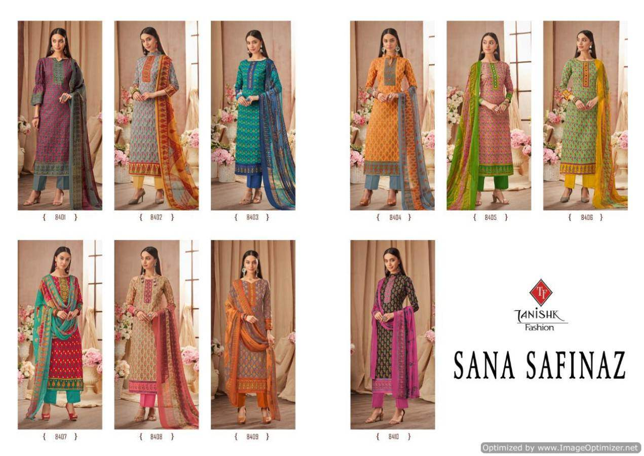 Tanishk Sana Safinaaz collection 8