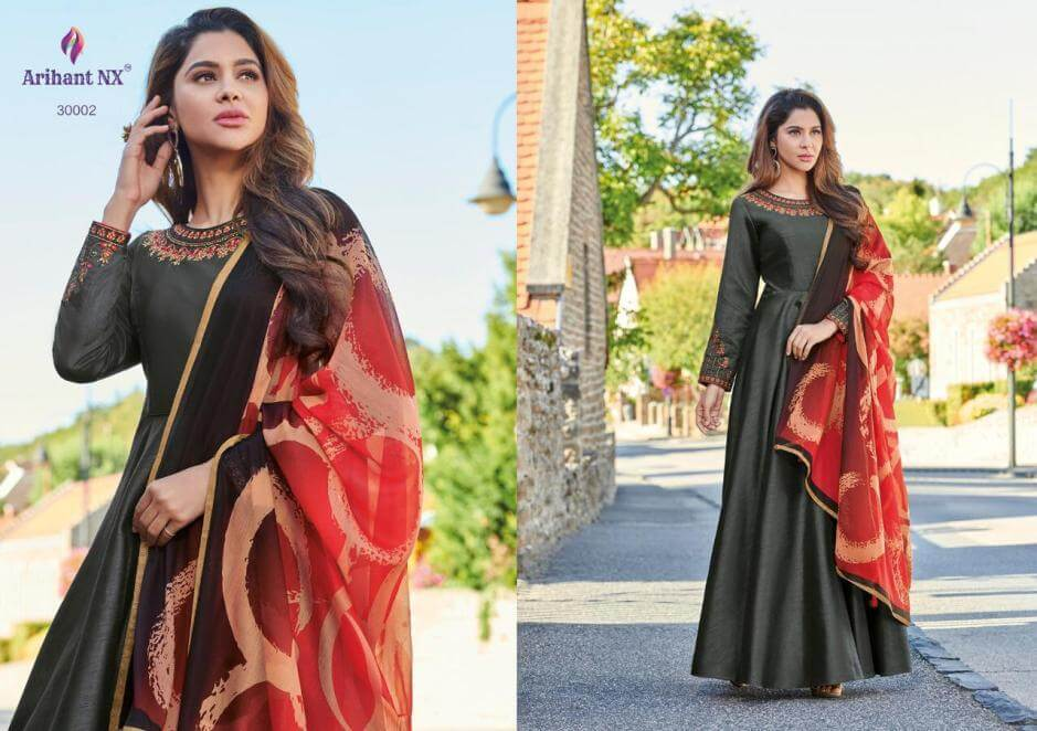 Arihant Nx Rubinaa collection 9