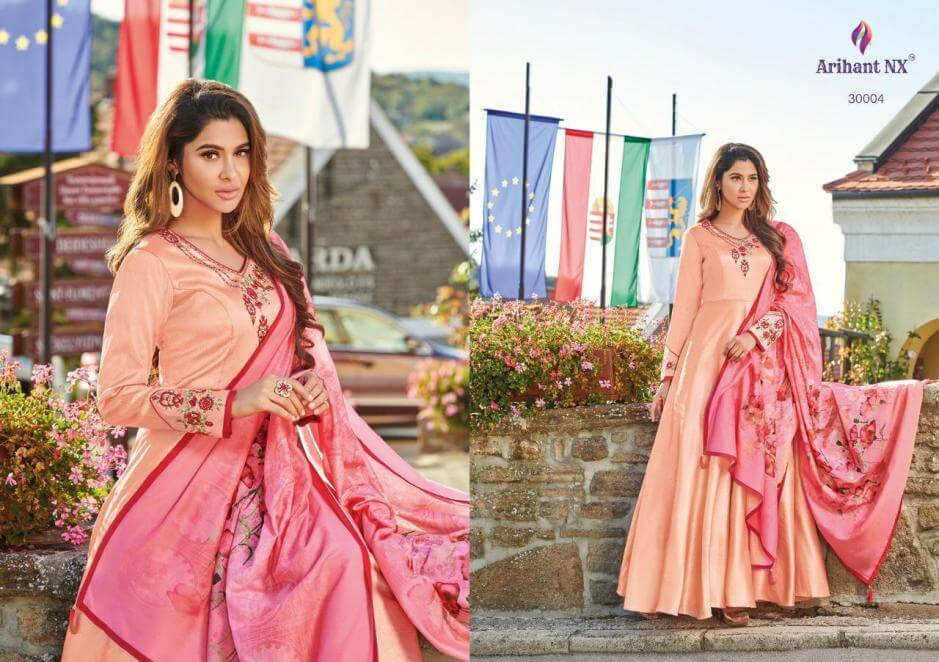 Arihant Nx Rubinaa collection 8