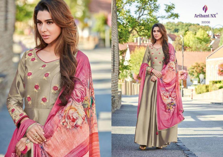 Arihant Nx Rubinaa collection 7