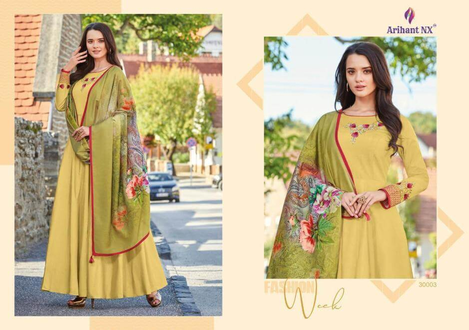 Arihant Nx Rubinaa collection 6