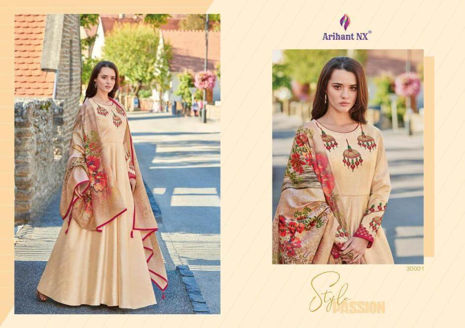 Arihant Nx Rubinaa collection 5