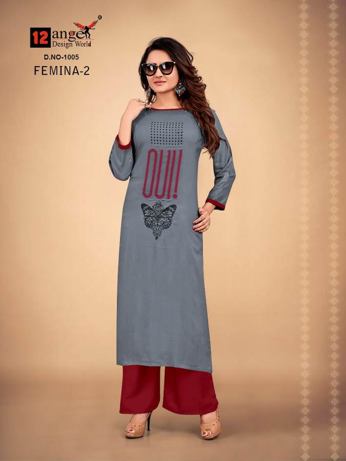 12Angel Femina 2 collection 4