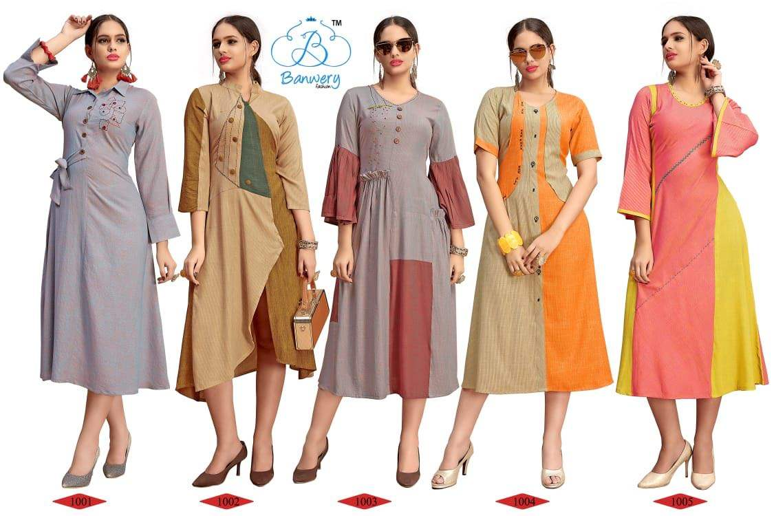 Banwery Fashion Mehbooba Vol 1 collection 3
