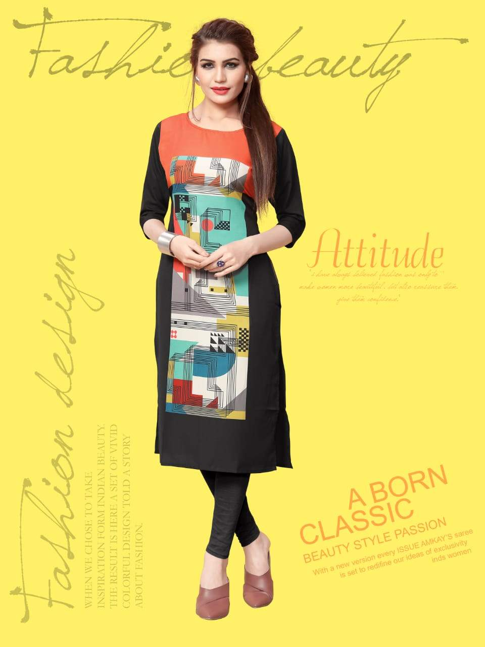 Ethnic Crepe Vol 10 collection 7