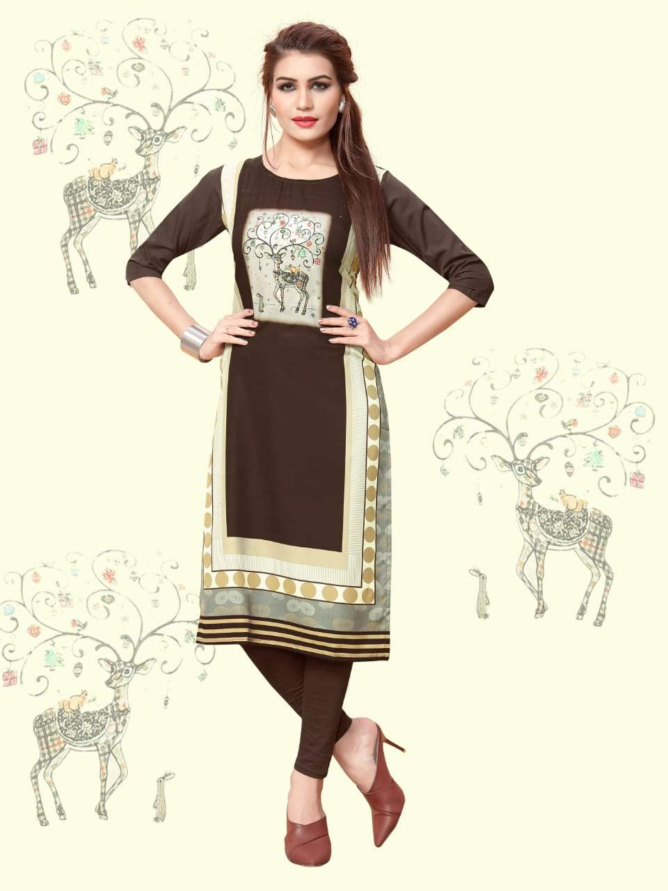 Ethnic Crepe Vol 10 collection 3