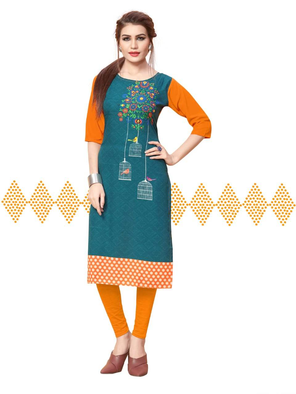 Ethnic Crepe Vol 10 collection 2