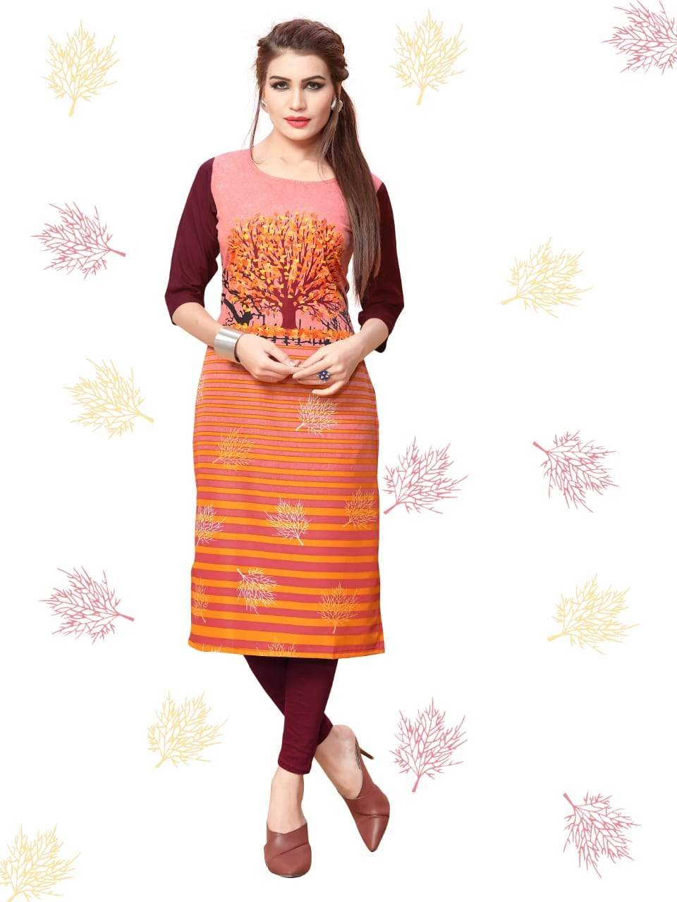 Ethnic Crepe Vol 10 collection 1
