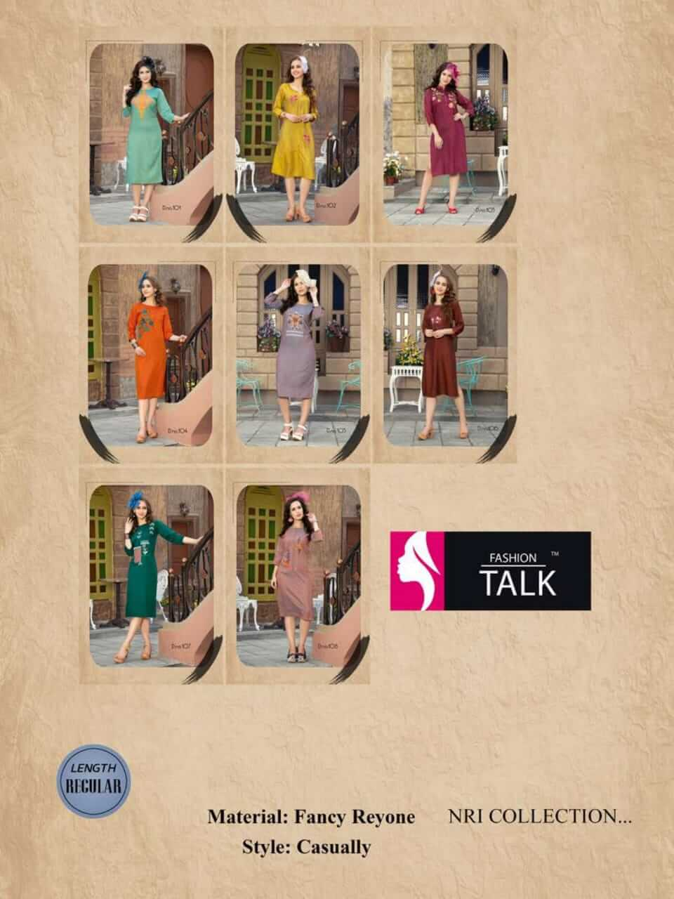 Fashion Talk Rose Berryy collection 4