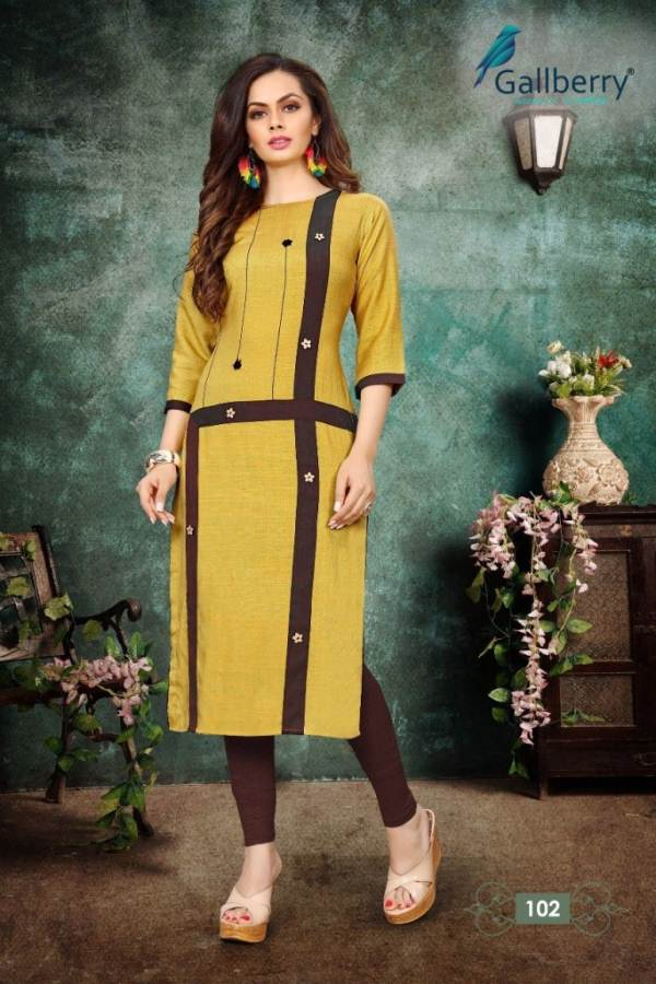 Gallberry Aarna collection 4
