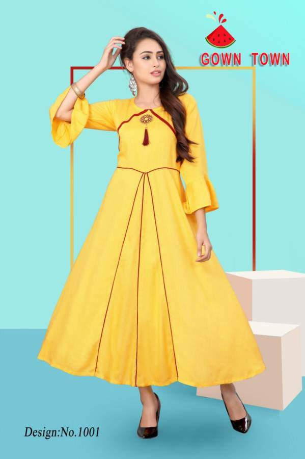 Gown Town collection 1