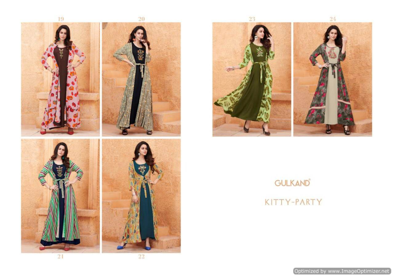 Gulkand Kitty Party collection 3