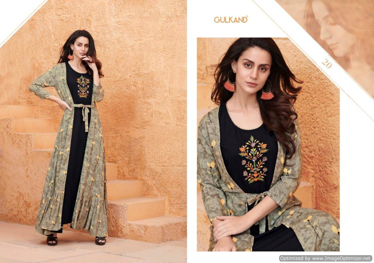 Gulkand Kitty Party collection 4