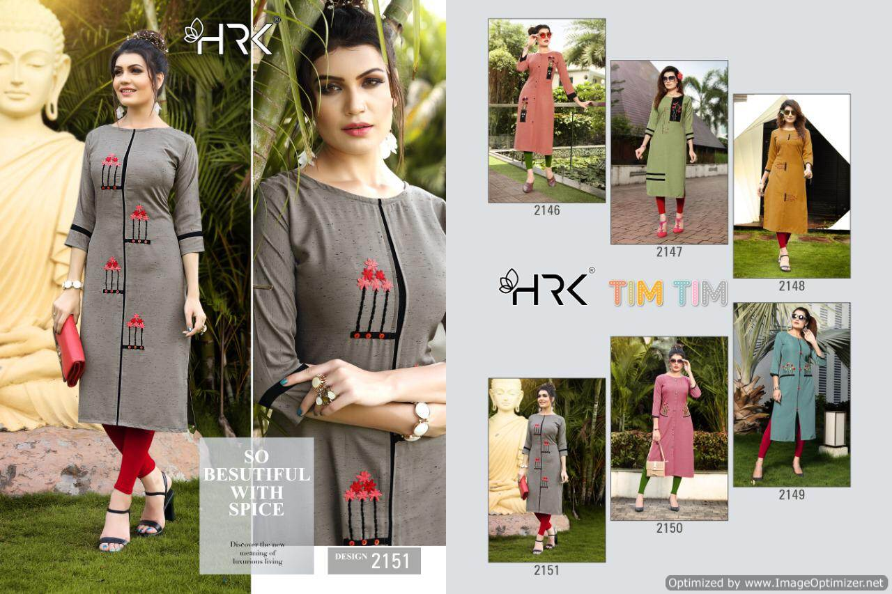 Hrk Tim Tim collection 4