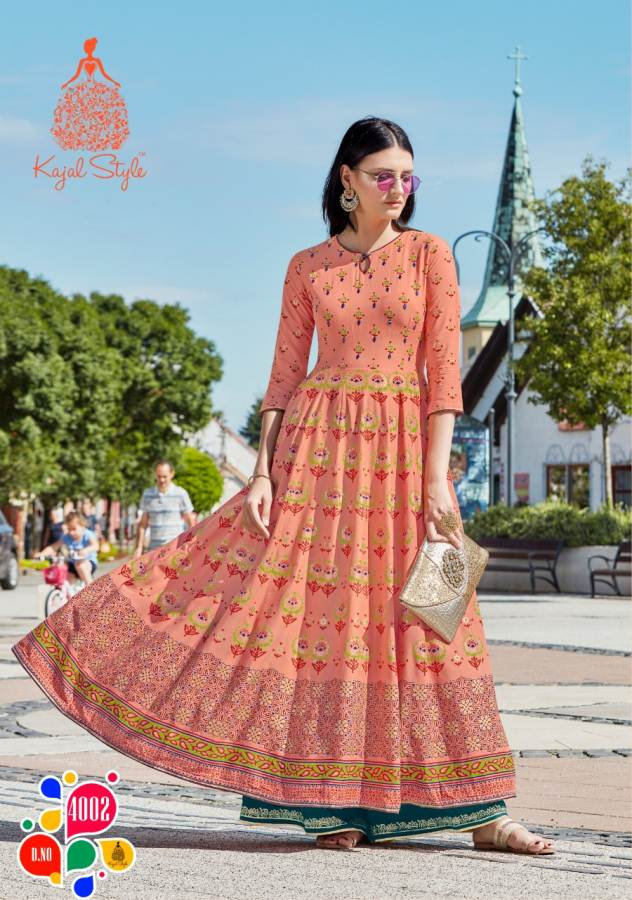 Kajal Style Fashion Colorbar 4 collection 1