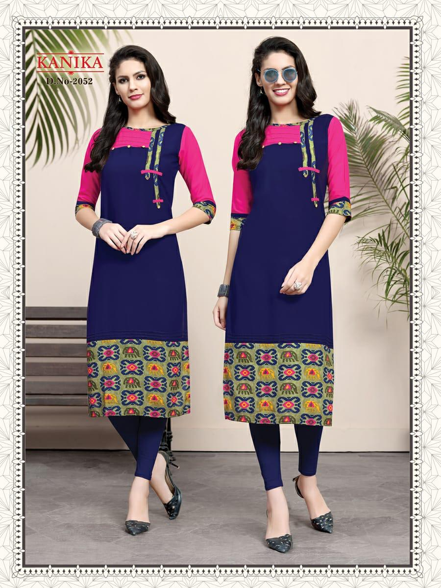 Kanika Rich Look Vol 7 collection 7