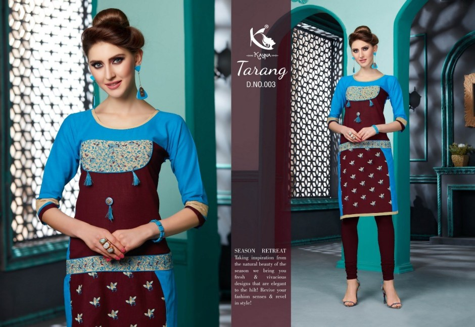 Kayna Tarang collection 6