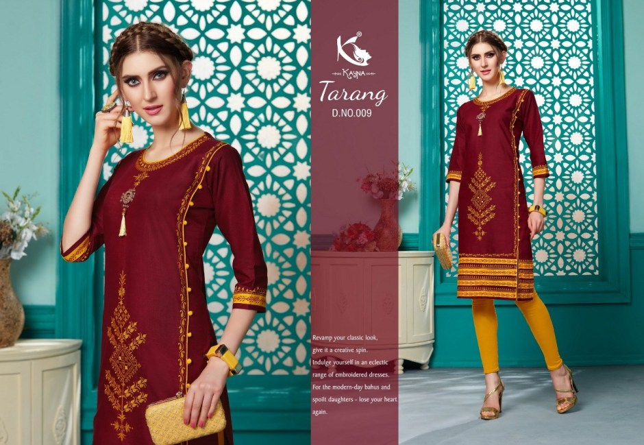 Kayna Tarang collection 10