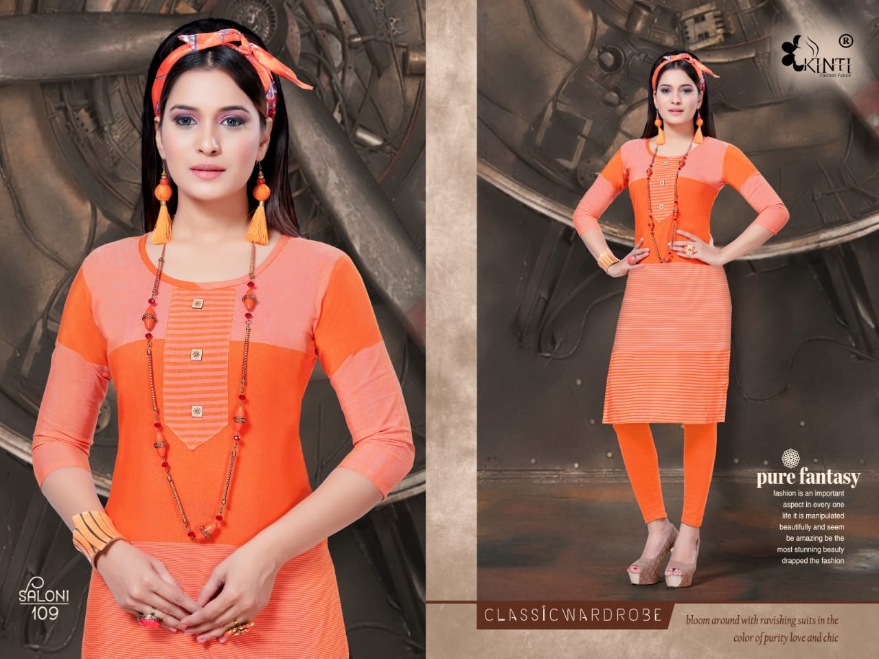 Kinti Saloni collection 9