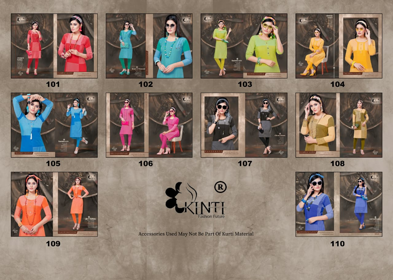 Kinti Saloni collection 1