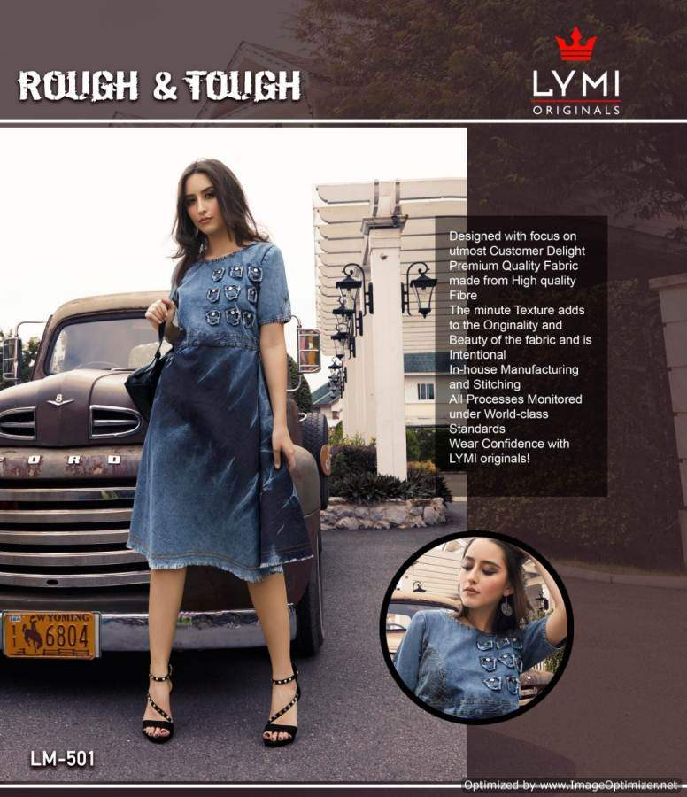 LYMI Rough And Tough collection 6