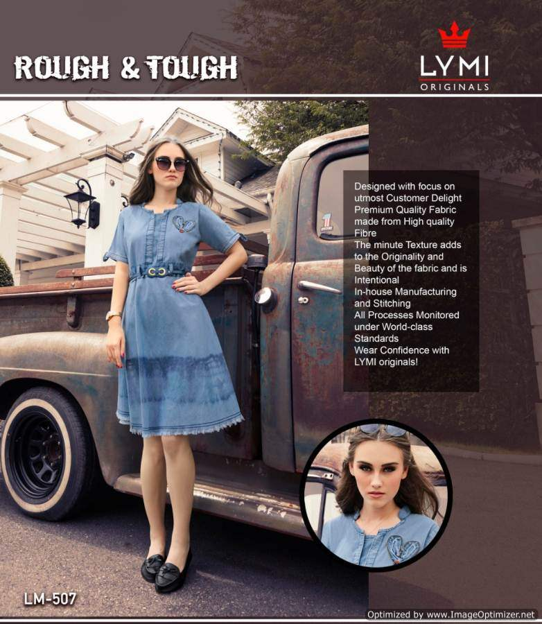 LYMI Rough And Tough collection 5