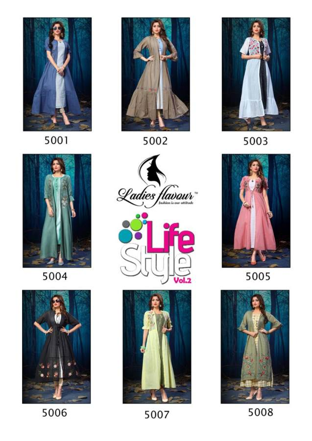 Ladies Flavour Life Style 2 collection 7