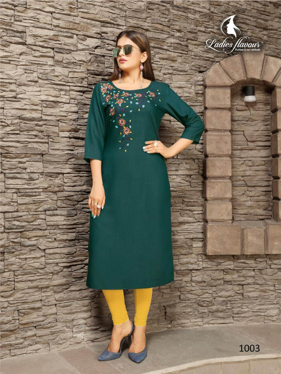 Ladies Flavour Miss India collection 1