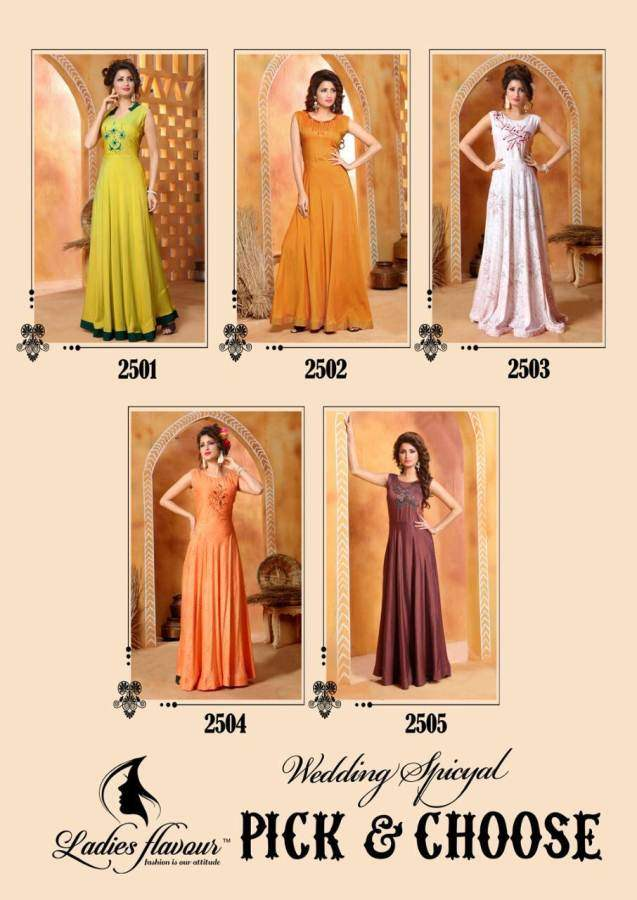 Ladies Flavour Pick And Choose collection 5