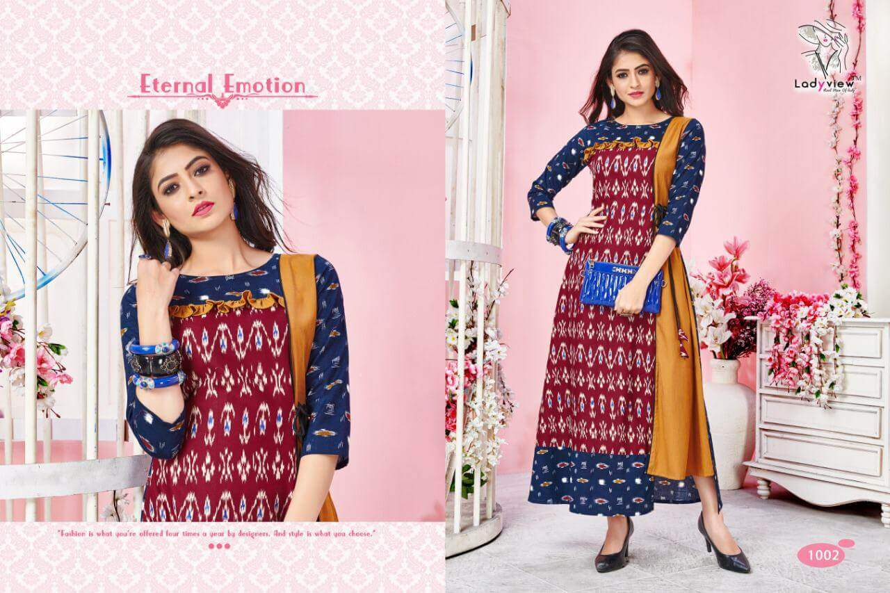Lady View Rangat collection 5