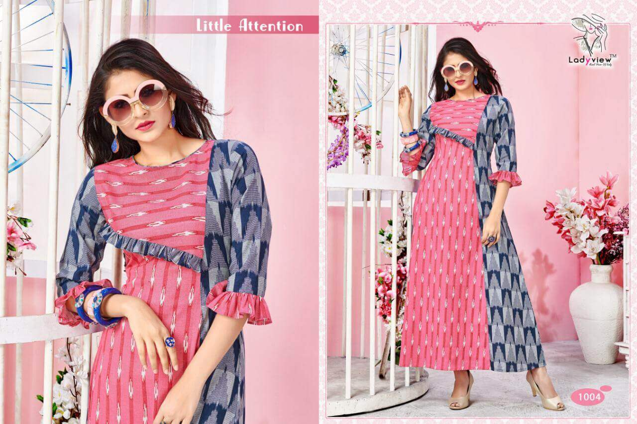 Lady View Rangat collection 3