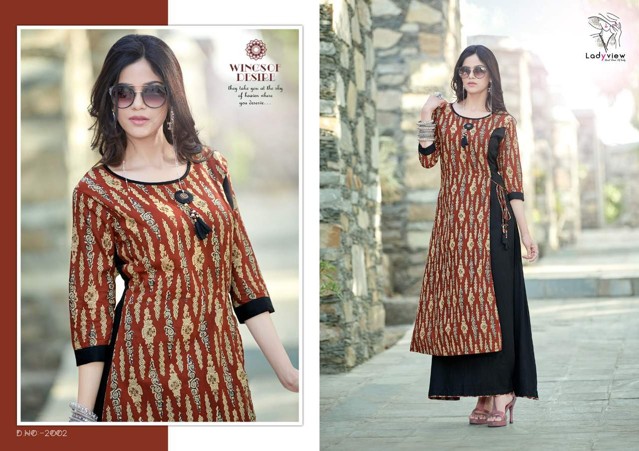 Ladyview Kesar Vol 2 collection 5
