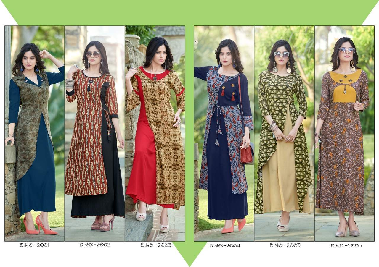 Ladyview Kesar Vol 2 collection 1