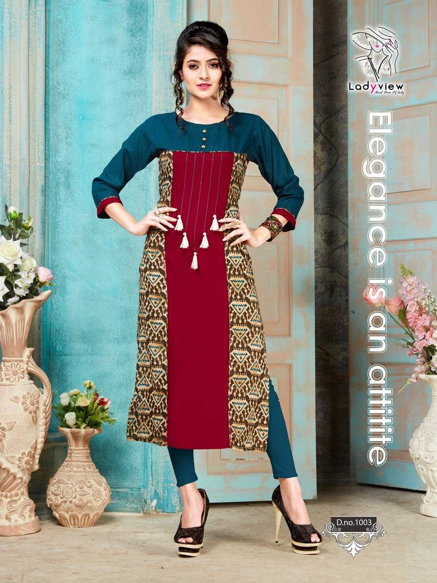 Ladyview Kesar collection 1