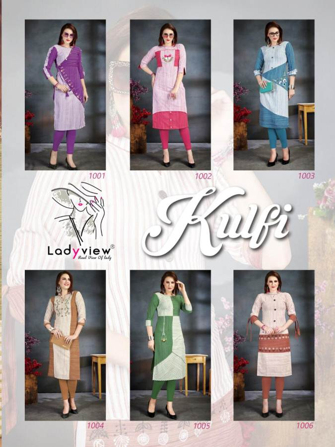 Ladyview Kulfi collection 2