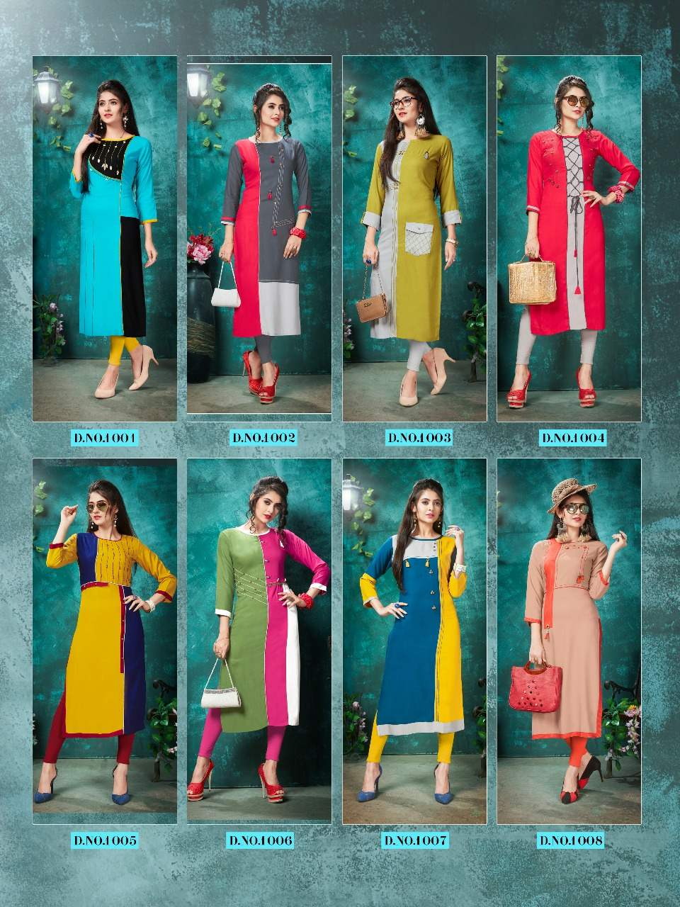 Ladyview Mirza collection 5