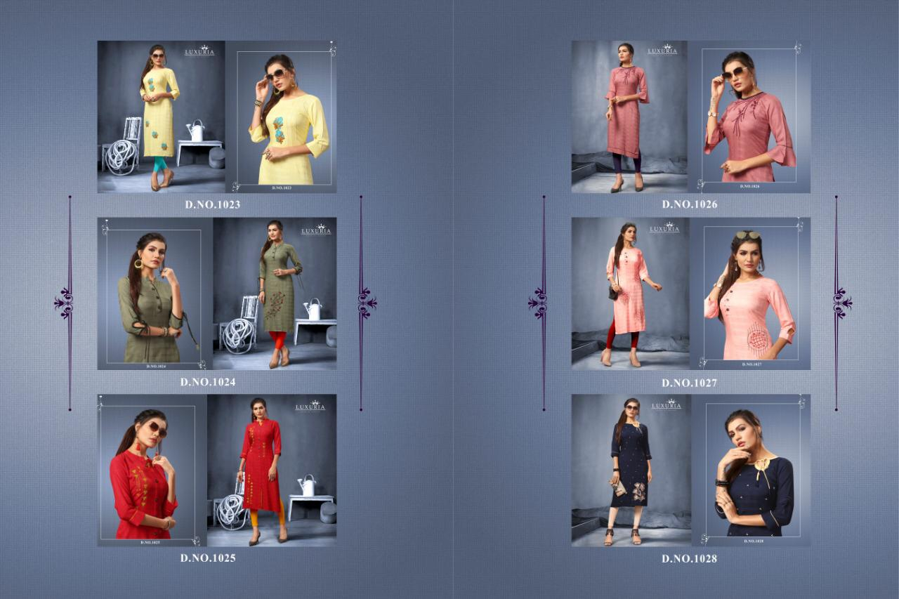 Luxuria House Of Fashion Desire collection 5