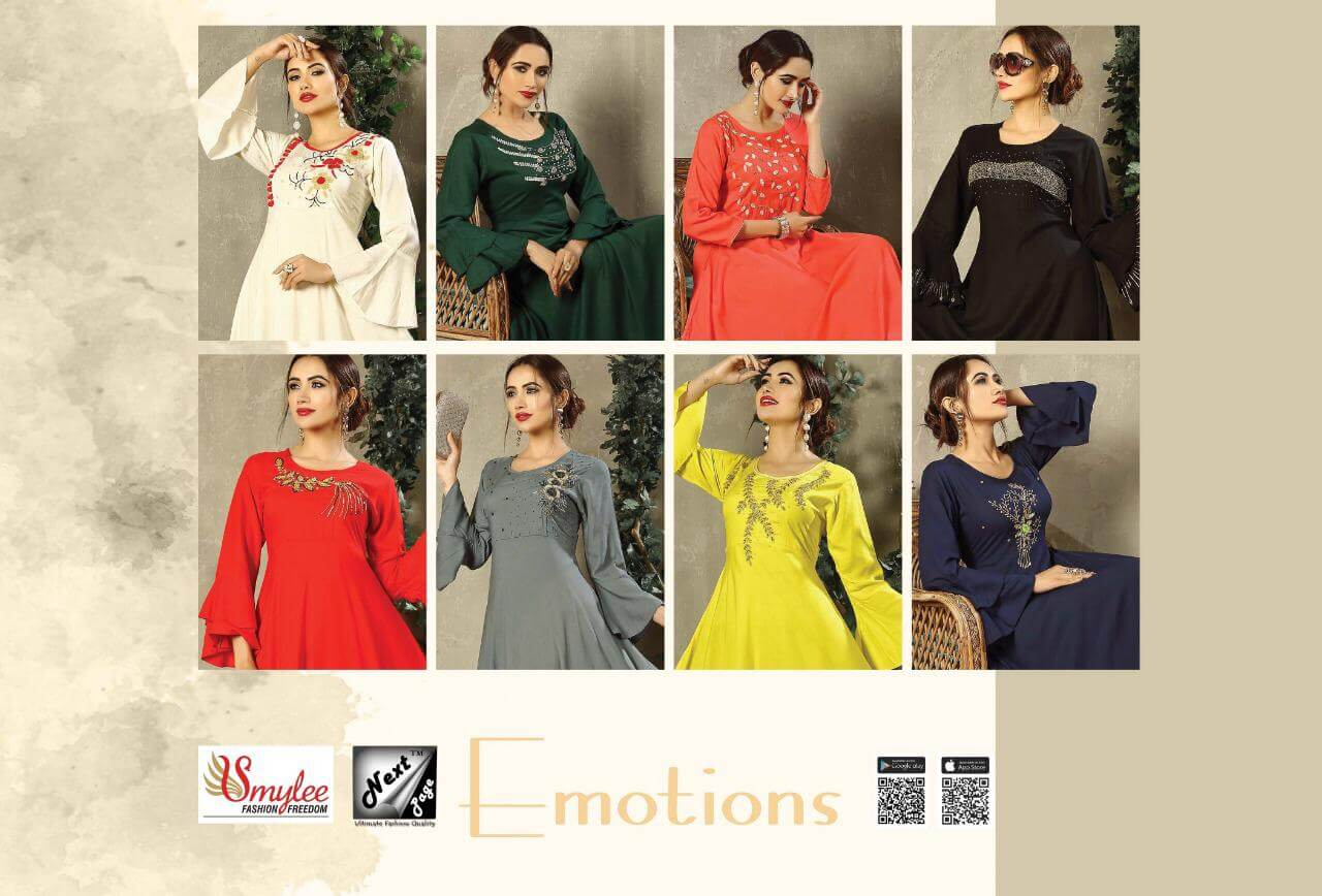Next Page Emotion collection 2