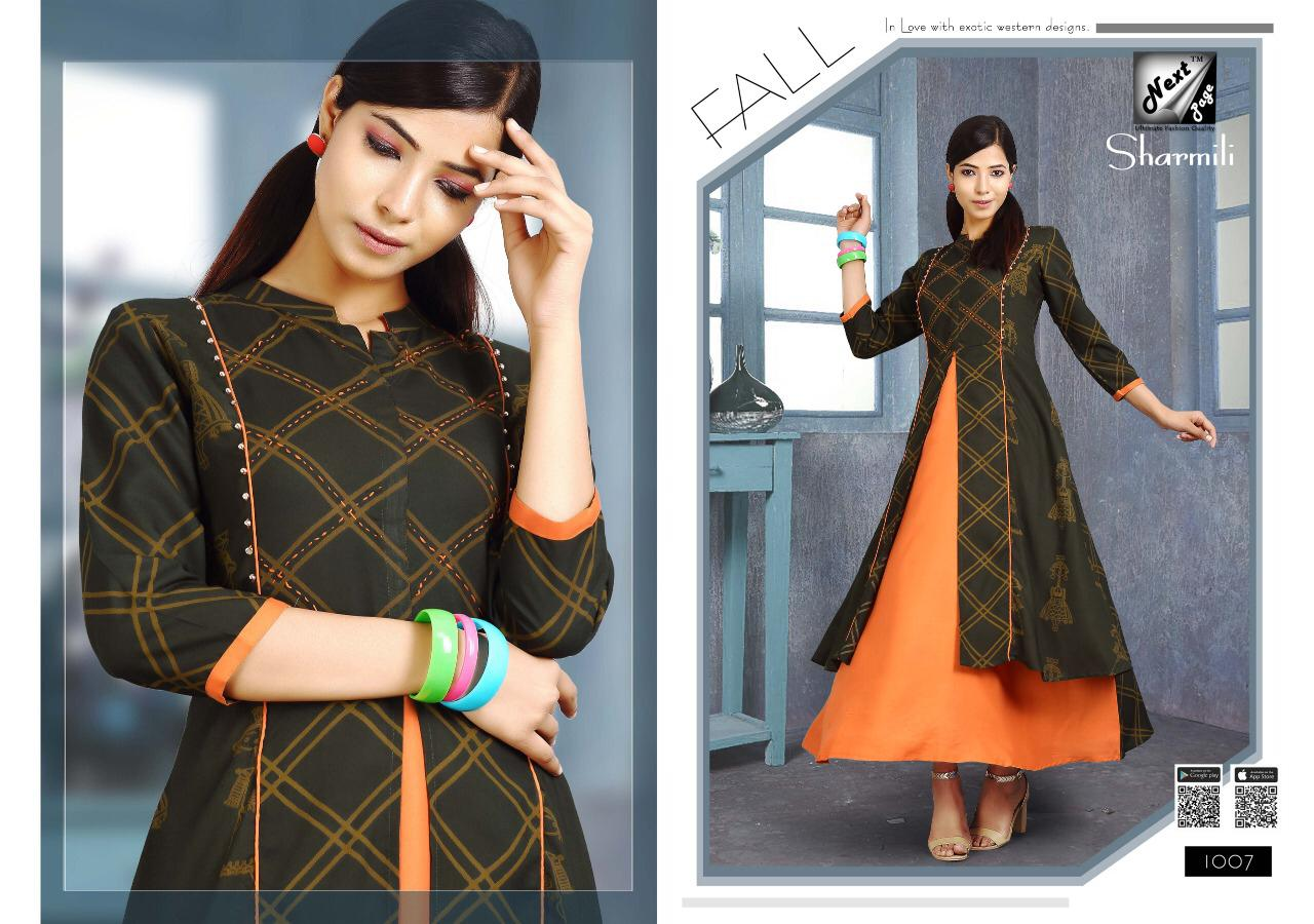 Next Page Sharmili collection 7